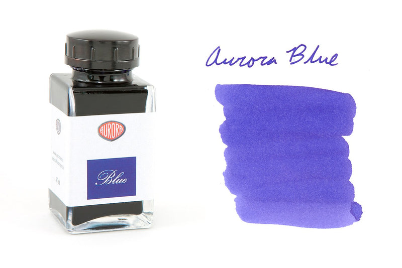 Aurora Blue - 45ml Bottled Ink