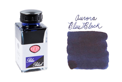 Aurora Blue/Black - 45ml Bottled Ink