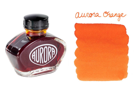 Aurora Orange - 55ml Bottled Ink