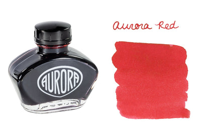 Aurora Red - 55ml Bottled Ink