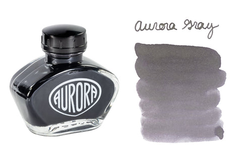 Aurora Gray - 55ml Bottled Ink