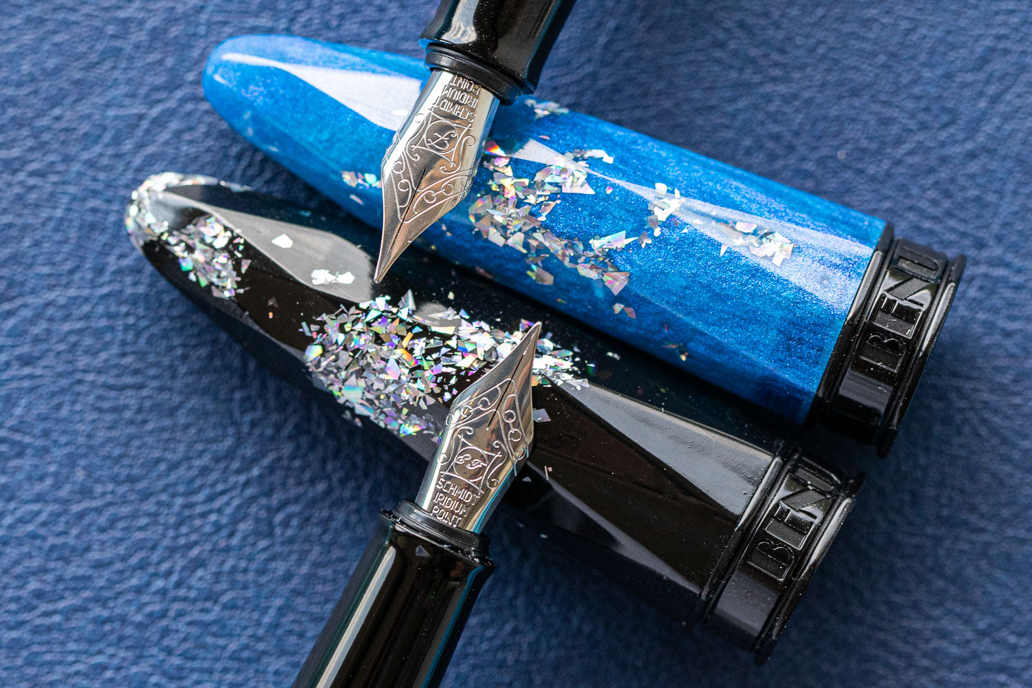 BENU Briolette Fountain Pen - Storm