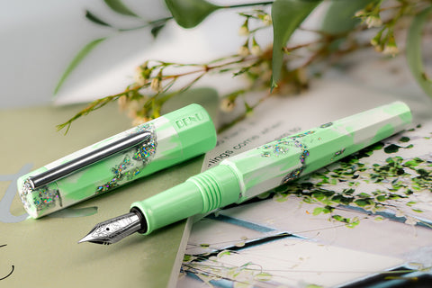 BENU Euphoria Fountain Pen - Spring Leaf (Limited Edition)