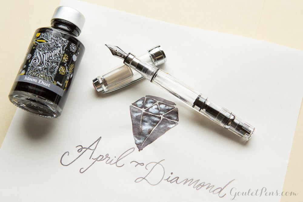 Diamine Moon Dust - 50ml Bottled Ink