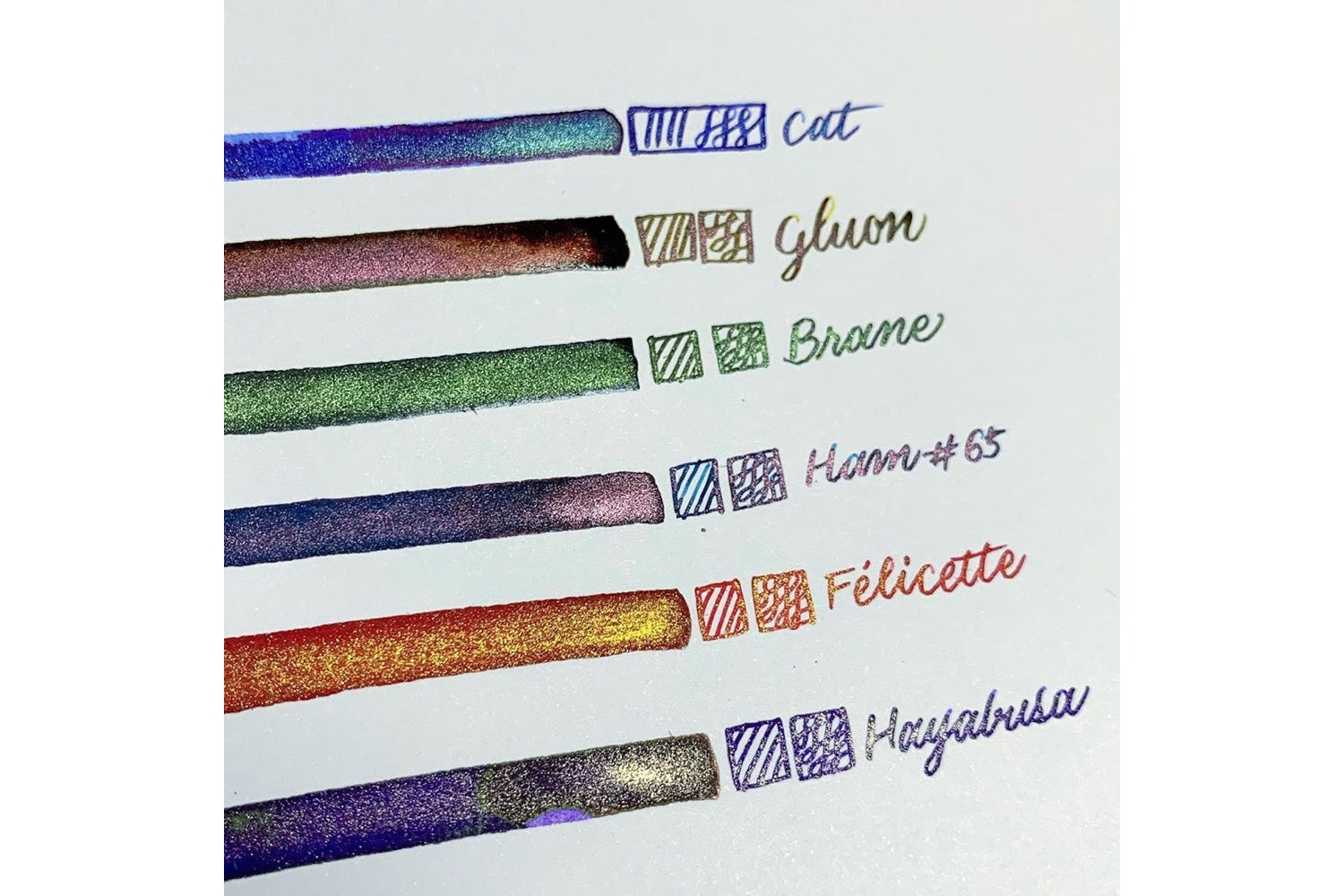 Colorverse Ham #65 Glistening - 30ml Bottled Ink