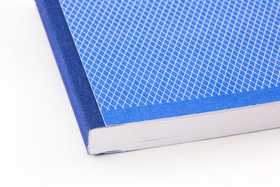 Clairefontaine 1951 Clothbound Notebook - Blue, Lined (5.83 x 8.27)