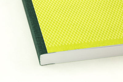 Clairefontaine 1951 Clothbound Notebook - Green, Lined (5.83 x 8.27)