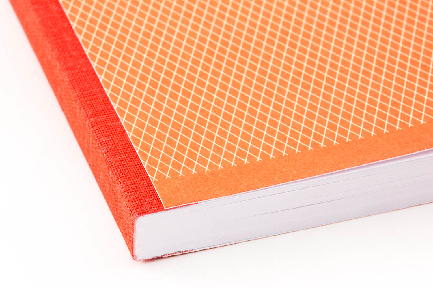 Clairefontaine 1951 Clothbound A5 Notebook - Red Coral, Lined