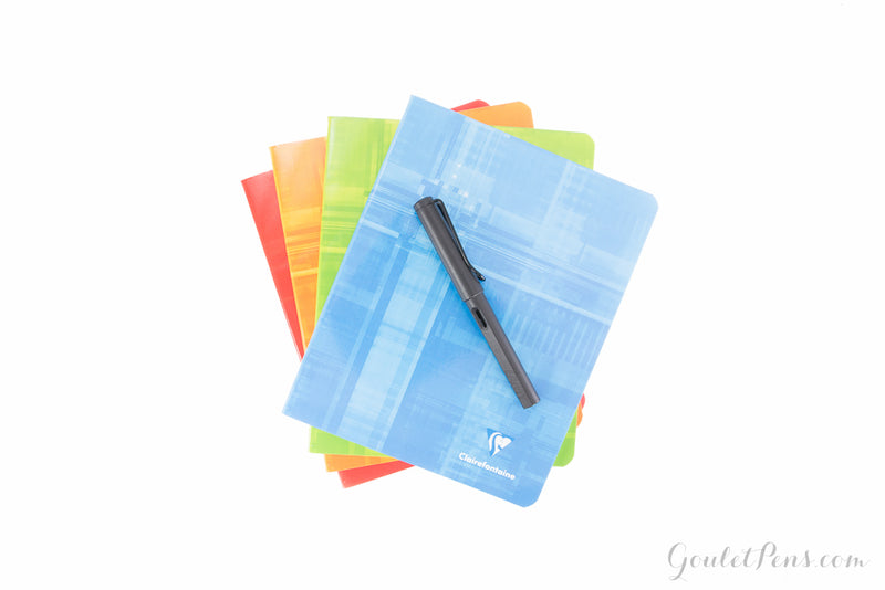 Clairefontaine Classic Staplebound A5+ Notebook - Lined