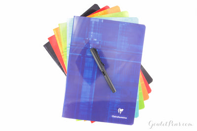 Clairefontaine Classic Staplebound Notebook - Lined (8.27 x 11.69)