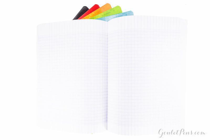 Clairefontaine Classic Staplebound Notebook - French-Ruled (8.27 x 11.69)