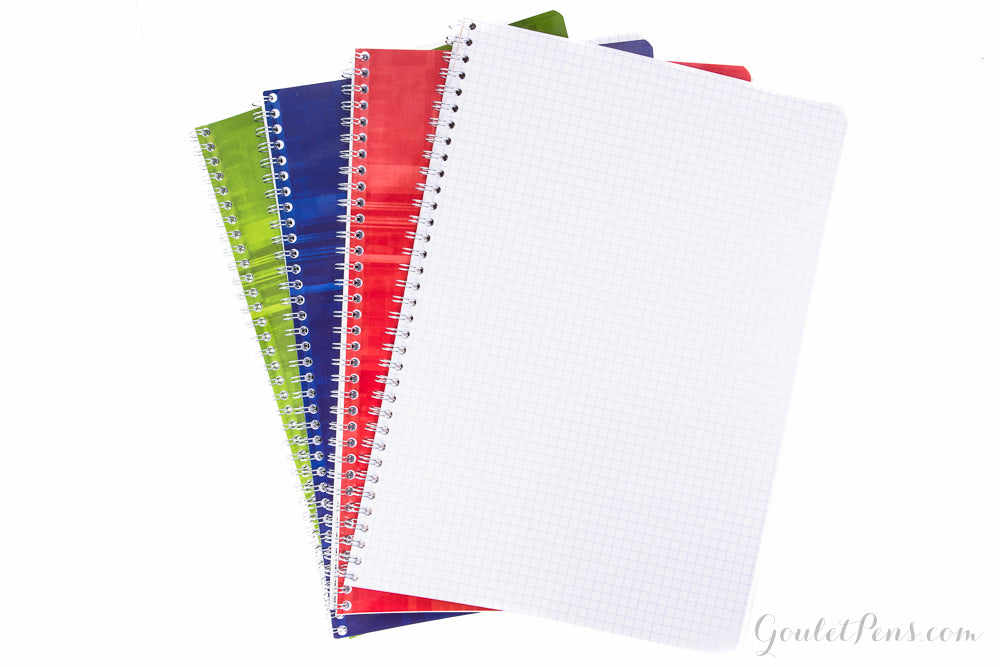 Clairefontaine Classic Wirebound A4 Notebook - Graph