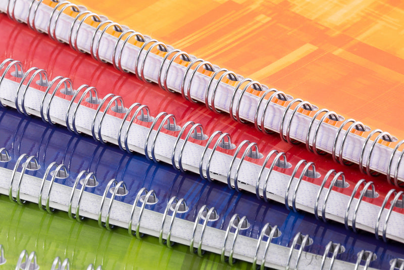 Clairefontaine Classic Wirebound Notebook - Lined (8.27 x 11.69)