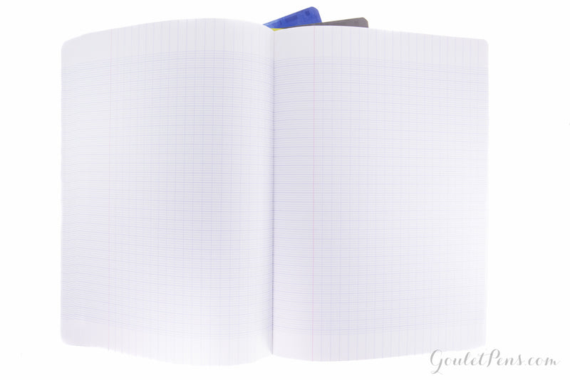 Clairefontaine Classic Clothbound Notebook - French-Ruled (8.27 x 11.69)