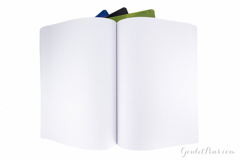 Clairefontaine Classic Clothbound Notebook - Graph (8.27 x 11.69)