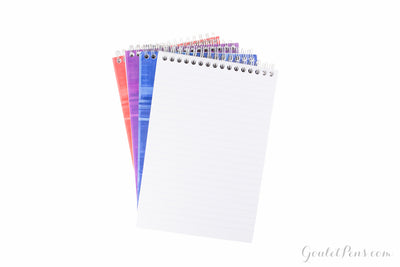 Clairefontaine Classic Top Wirebound Notepad - Lined (5.71 x 8.27)