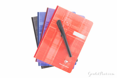 Clairefontaine Classic Clothbound Notebook - Blank (5.91 x 8.27)
