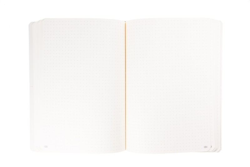 Clairefontaine Basic My Essential Notebook - Green, Dot Grid (6 x 8.25)