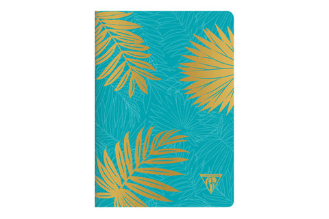 Clairefontaine Neo Deco A5 Notebook - Hawaii, Lined