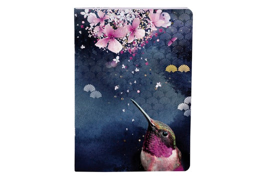 Clairefontaine Sakura Dream Staplebound A5 Notebook - Lined