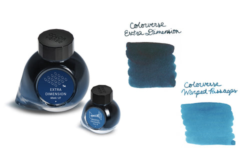 Colorverse Extra Dimension & Warped Passages (65ml + 15ml Bottled Ink)