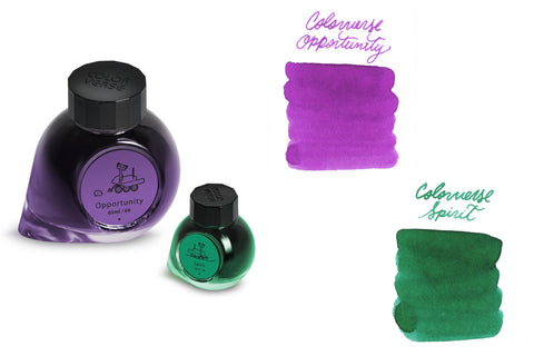 Colorverse Opportunity & Spirit (65ml + 15ml Bottled Ink)