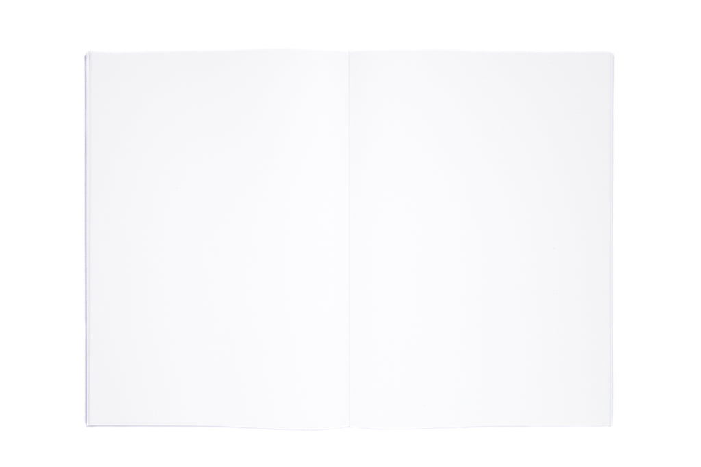 Colorverse Nebula A5 Notebook - Blank, White Paper – The ...