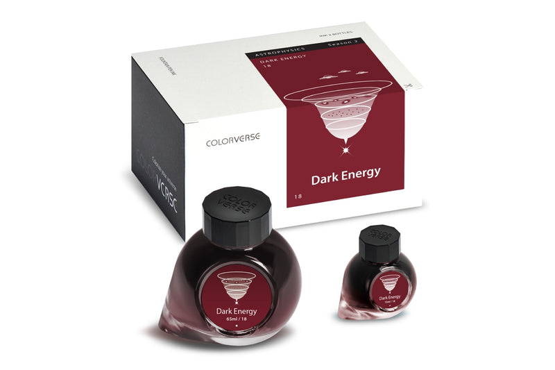 Colorverse Dark Energy - 65ml + 15ml Bottled Ink