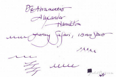 De Atramentis Alexander Hamilton - 35ml Bottled Ink