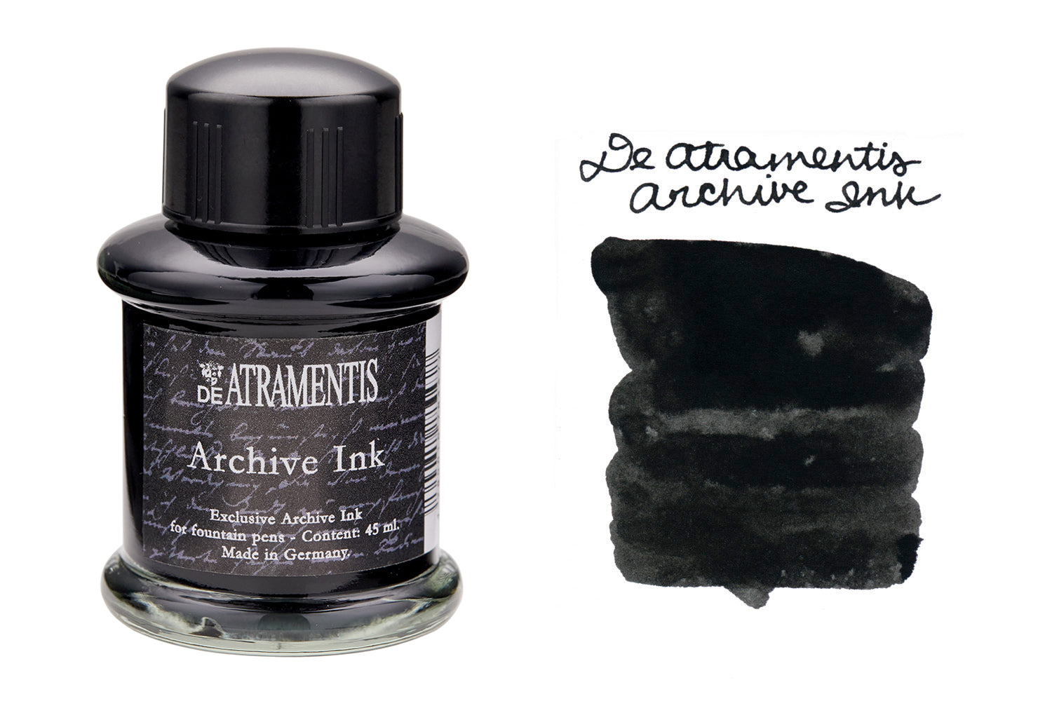 De Atramentis Archive Ink - 45ml Bottled Ink