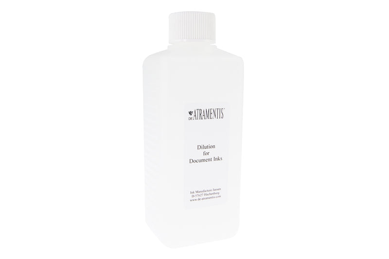 De Atramentis Dilution Liquid for Document Inks - 250ml