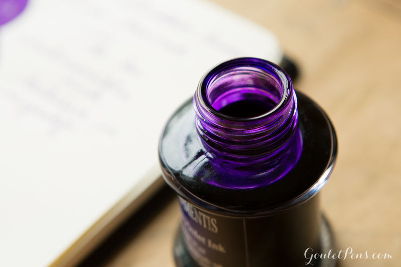 De Atramentis Purple Violet - 35ml Bottled Ink