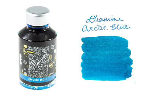 Diamine Arctic Blue - 50ml Bottled Ink