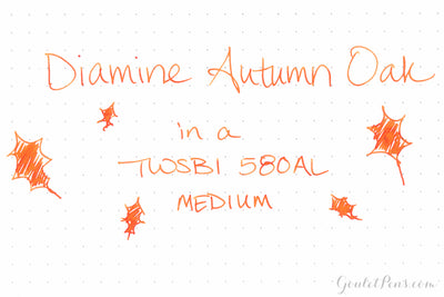 Diamine Autumn Oak - Ink Cartridges