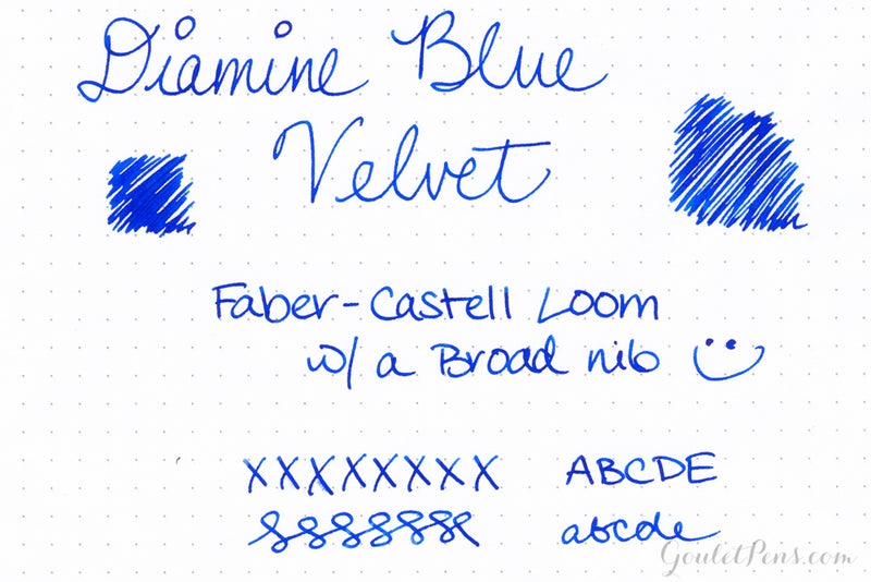 Diamine Blue Velvet - 40ml Bottled Ink