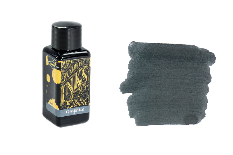Diamine Graphite - 30ml Bottled Ink