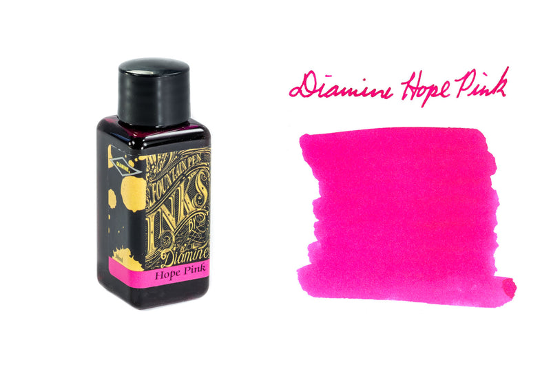 Diamine Hope Pink - 30ml Bottled Ink
