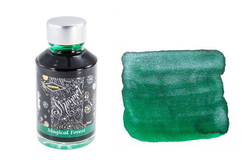Diamine Magical Forest - 50ml Bottled Ink