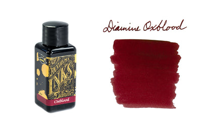 Diamine Oxblood - 30ml Bottled Ink