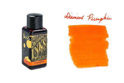 Diamine Pumpkin - 30ml Bottled Ink