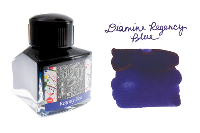 Diamine Regency Blue - 40ml Bottled Ink