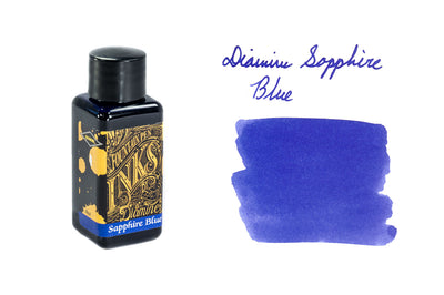 Diamine Sapphire Blue - 30ml Bottled Ink