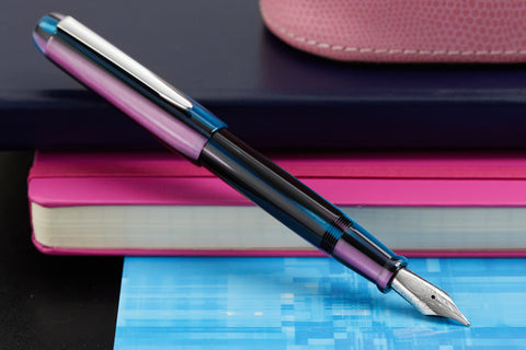 Edison Ascent Fountain Pen - Miami Nights