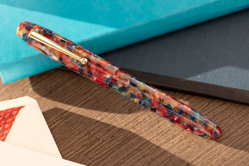 Edison Collier Fountain Pen Rock Candy