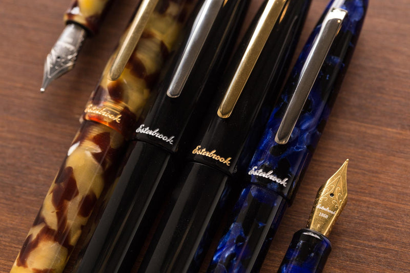 Esterbrook Estie Fountain Pen - Cobalt/Gold