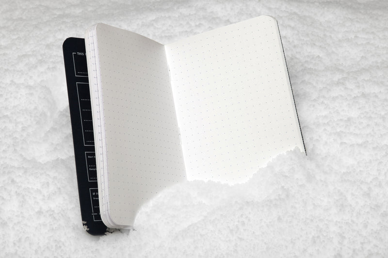 Field Notes Notebooks - Snowy Evening