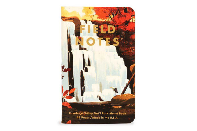 Field Notes Notebooks - National Parks Series E