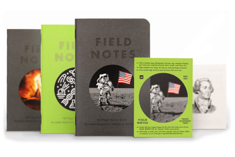 Field Notes Notebooks - Vignette (Spring 2020)