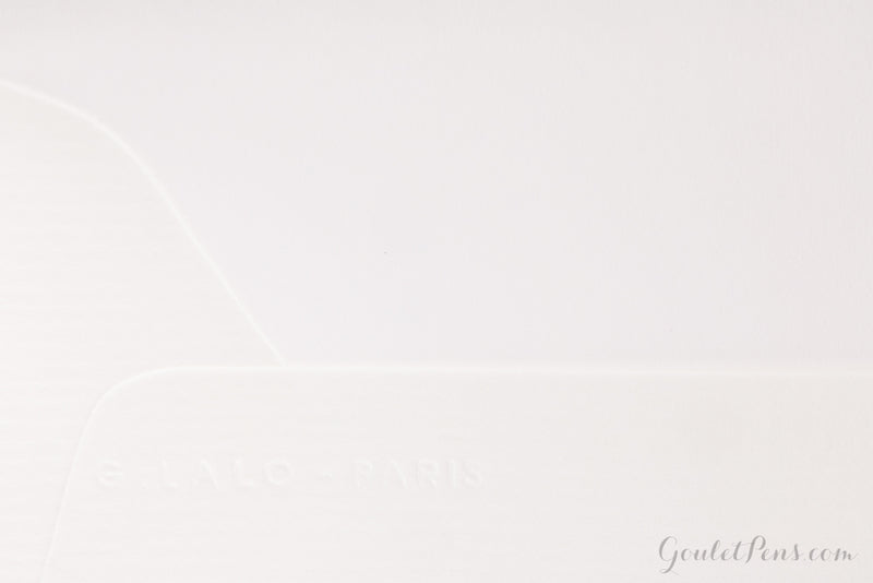 G. Lalo Vergé de France Large Envelopes - White (8.66 x 4.33)