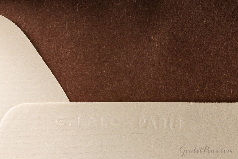 G. Lalo Vergé de France Small Envelopes - Champagne (6.38 x 4.49)